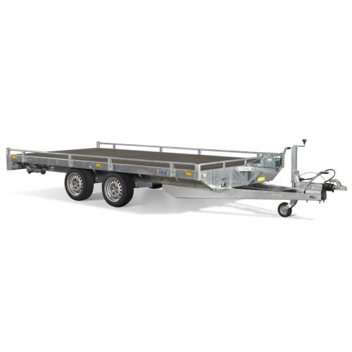 auto trailer mehrzweckanh nger tandemachse pkw. Black Bedroom Furniture Sets. Home Design Ideas
