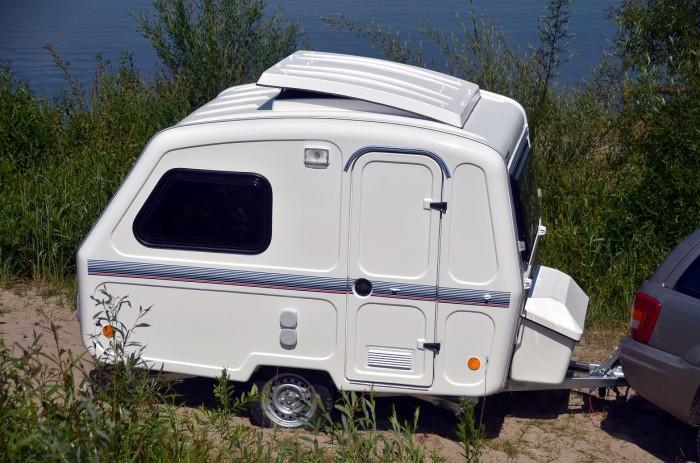 Kleiner Kühlschrank Wohnmobil : Kleine wohnwagen neu wohnanhänger freizeitwagen mini