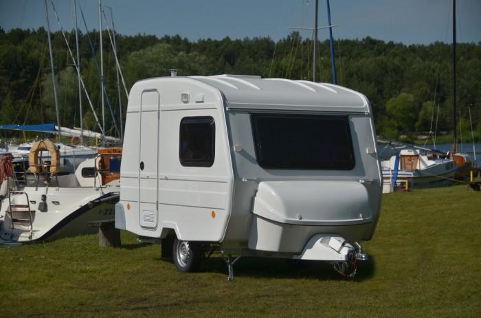 Kleiner Wohnanh Nger Mini Campingwagen Schutzdach